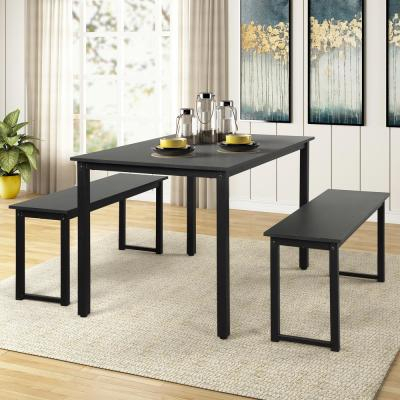 4 People – Dining Room Sets – Kitchen & Dining Room Inside Transitional 4 Seating Drop Leaf Casual Dining Tables (Image 4 of 25)