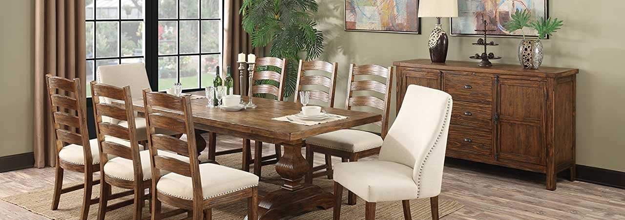 5 Best Rustic Dining Tables – Jan (Image 1 of 25)