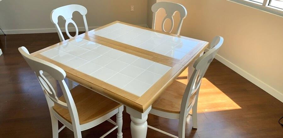 6 Seat Dining Room Table – Axisti In Contemporary 6 Seating Rectangular Dining Tables (View 9 of 25)