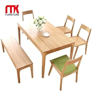 6 Seat Dining Room Table – Axisti Intended For Contemporary 6 Seating Rectangular Dining Tables (Photo 23 of 25)