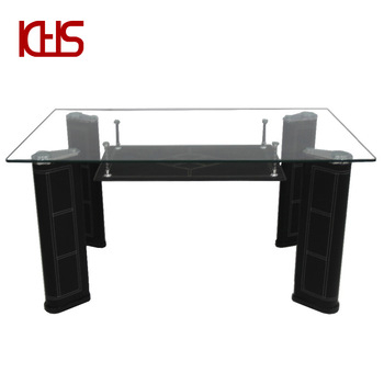 6Mm Frosted White Tempered Glass Rectangular Glass Top Dining Tables Sets – Buy Dining Tables Sets,white Tempered Glass Rectangular Glass Top Dining For Rectangular Glasstop Dining Tables (View 19 of 25)