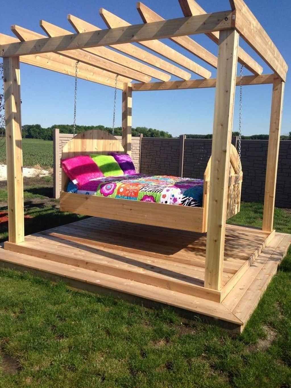 70 Awesome Farmhouse Porch Swing Plans Ideas | Farmhouse Regarding Patio Gazebo Porch Swings (Photo 25 of 25)