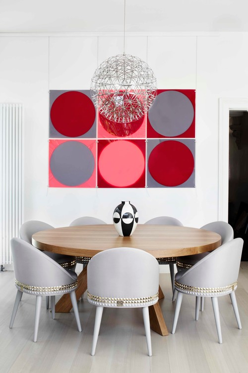 A Buyer's Guide To The Dining Table With 4 Seater Round Wooden Dining Tables With Chrome Legs (View 15 of 25)