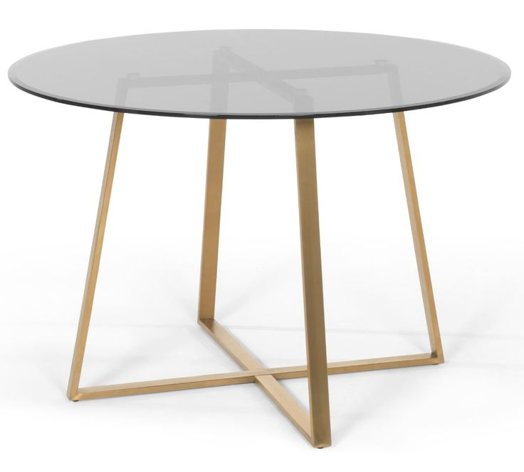 A Casey (Acasey9623) On Pinterest For Smoked Oval Glasstop Dining Tables (View 11 of 25)