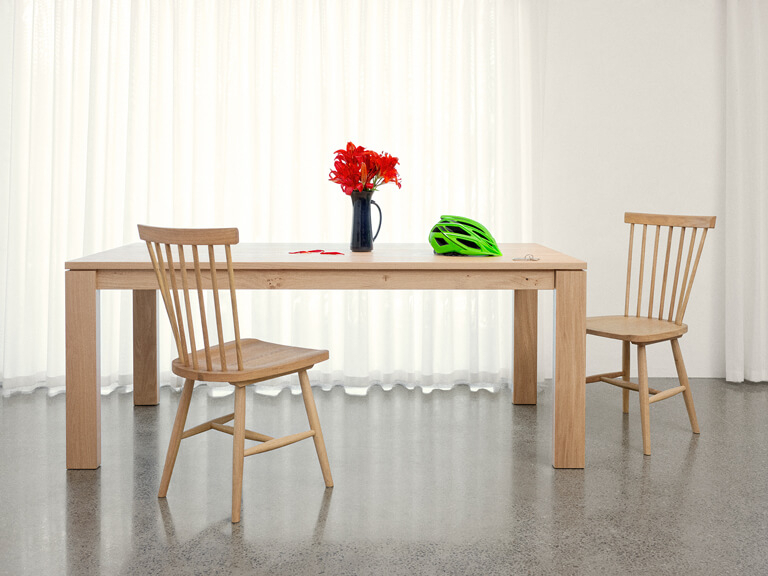 A Modern Canadian Approach To Furniture And Home Goods | Eq3 With Acacia Dining Tables With Black Rocket Legs (Image 2 of 25)