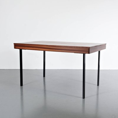 Adjustable Extension Dining Tablepierre Guariche For Meurop, 1950S Inside Extension Dining Tables (View 24 of 25)