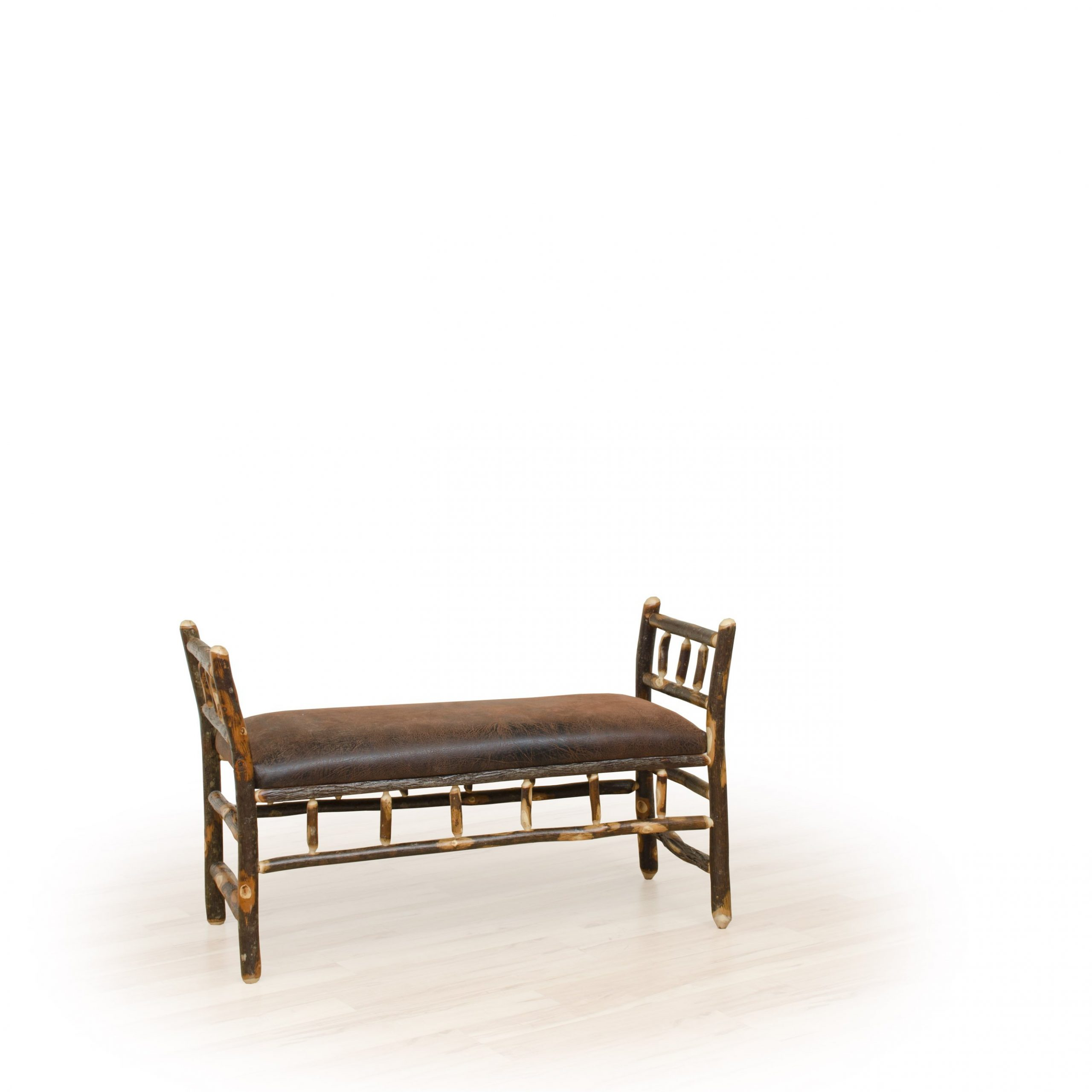 All About Byler's Rustic Furniture – Adirondack Furniture Intended For Cedar Colonial Style Glider Benches (View 11 of 25)