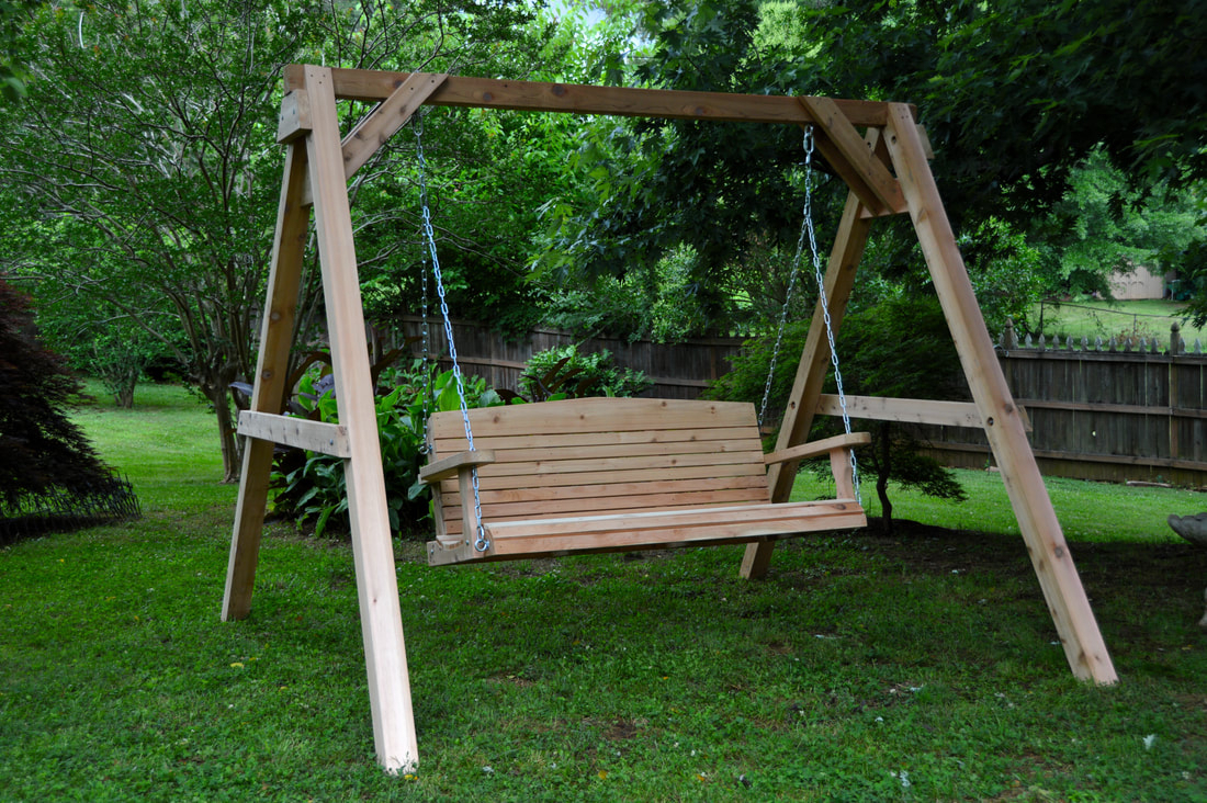 All Categories – Atlanta Wooden Swings Pertaining To 3 Person Natural Cedar Wood Outdoor Swings (View 15 of 25)
