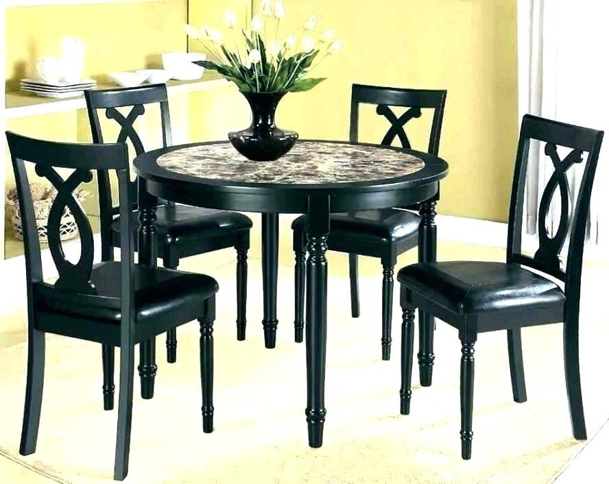 Alluring Elegant Dining Room Sets For Small Spaces Chairs Regarding Elegance Small Round Dining Tables (View 23 of 25)