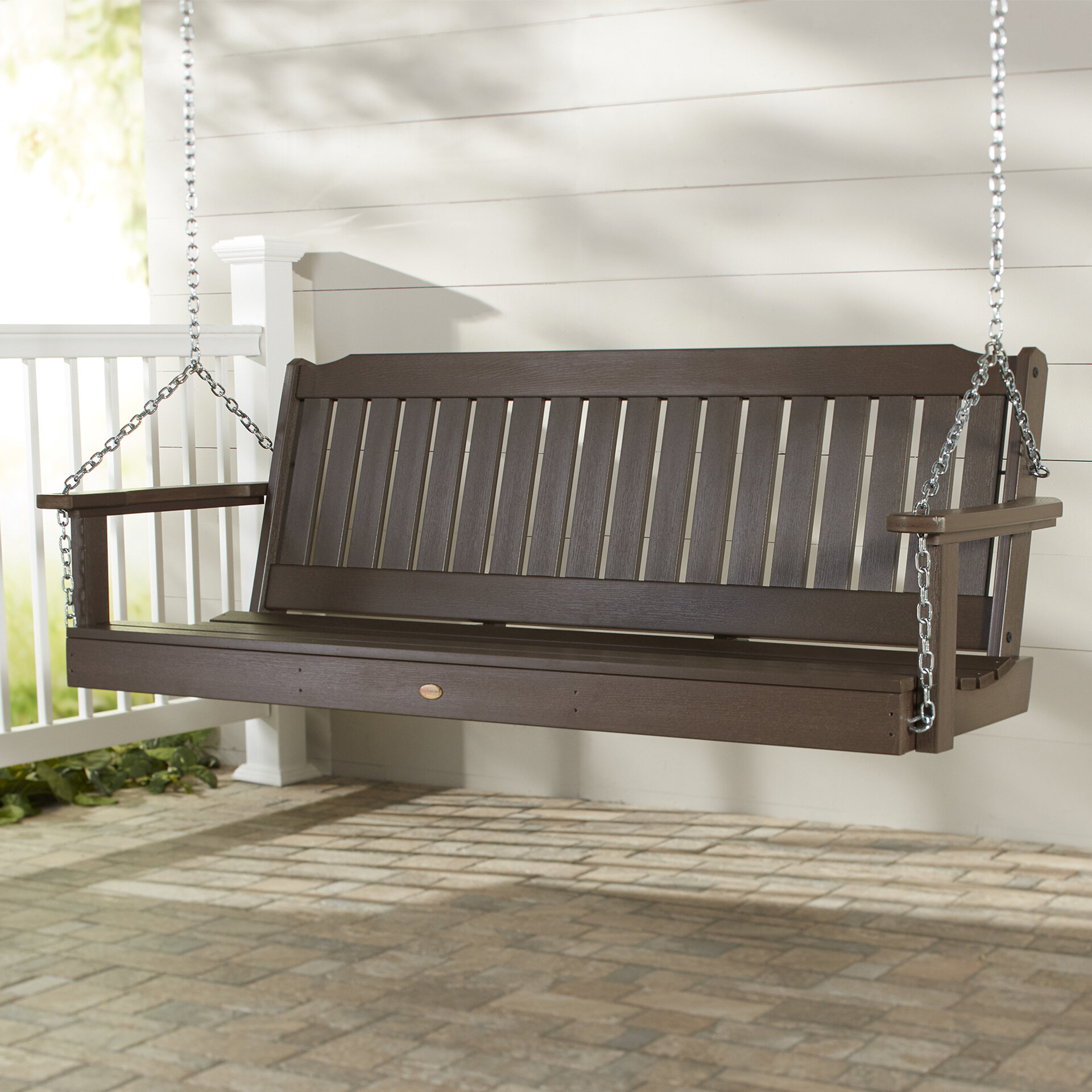 Amelia Porch Swing With Regard To Fordyce Porch Swings (View 11 of 25)