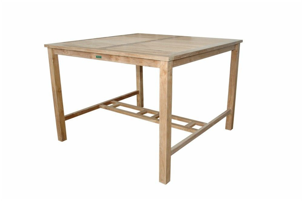 Featured Image of Patio Square Bar Dining Tables