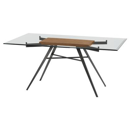 Armen Living Lcledimfwabs In Contemporary Rectangular Dining Tables (View 25 of 25)