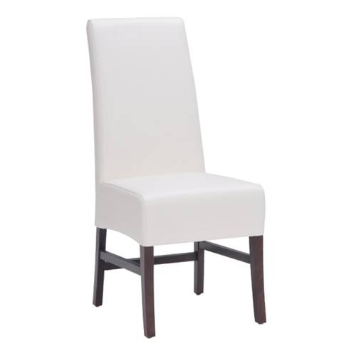 Artefac Contemporary Casual/kitchen Chair – Ivory Inside Artefac Contemporary Casual Dining Tables (Image 3 of 25)