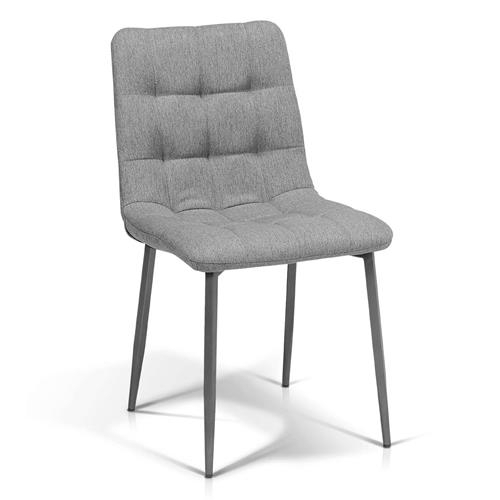 Artefac Modern Casual/kitchen Chair – Grey Within Artefac Contemporary Casual Dining Tables (Image 4 of 25)