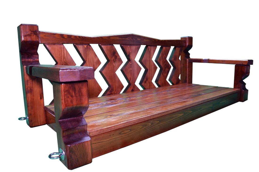 Atlanta Wooden Swings – Blog With Regard To 5 Ft Cedar Swings With Springs (View 16 of 25)