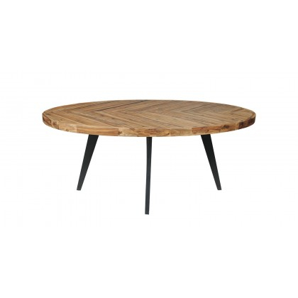 Avalon Oval Dining Table Acacia Top/metal Legs Black 72*42 With Acacia Dining Tables With Black X Legs (View 20 of 25)