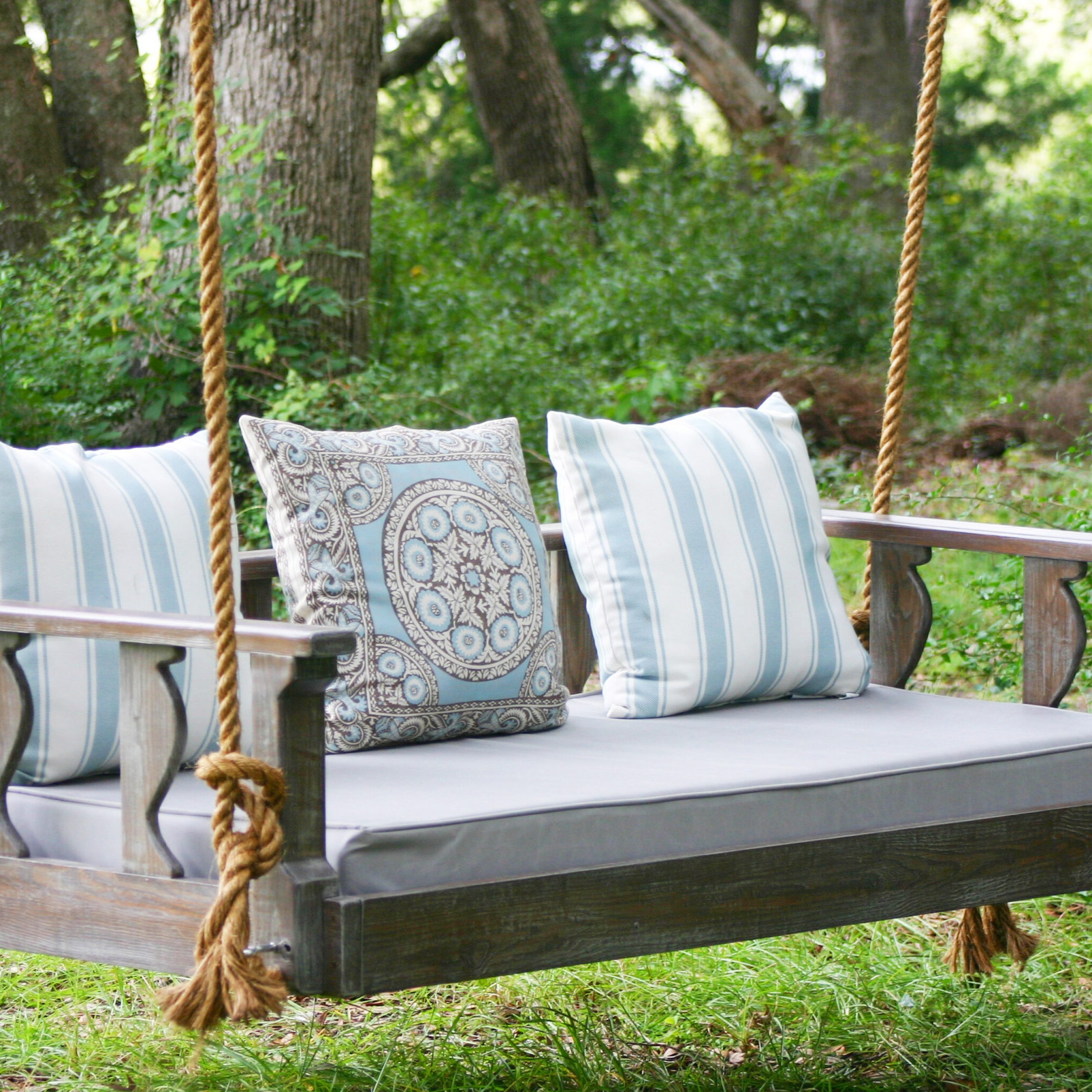 Avari Porch Swing In Patio Hanging Porch Swings (View 9 of 25)