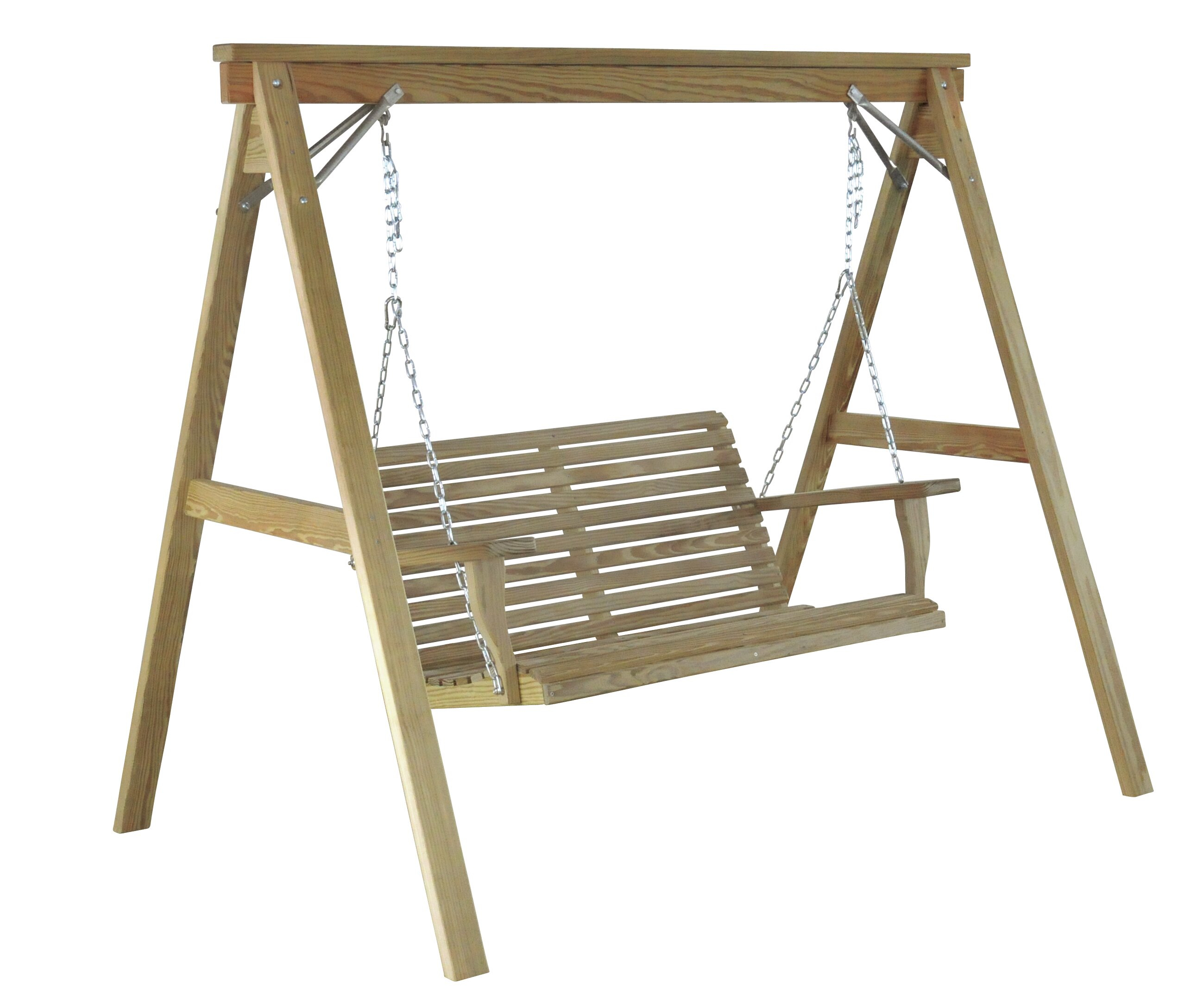 Avenall Porch Swing Stand Inside Porch Swings With Stand (View 22 of 25)