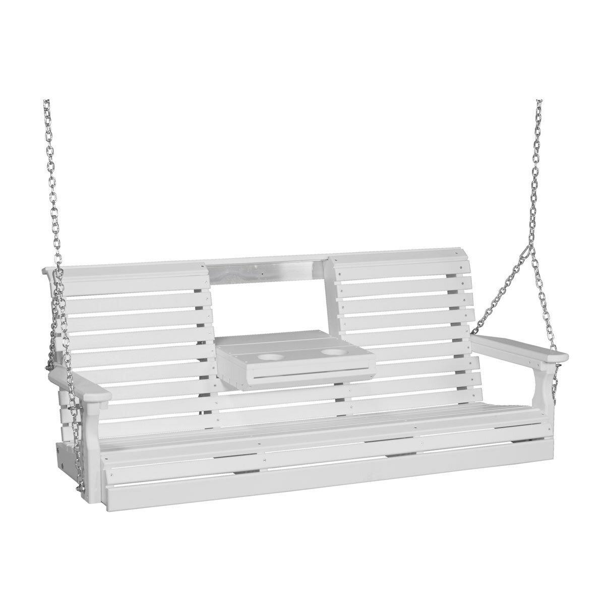 Bellandra Plain Porch Swing Regarding Plain Porch Swings (View 5 of 25)