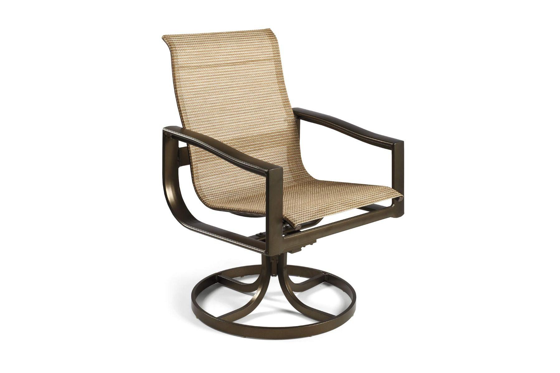 Belvedere Sling High Back Swivel Tilt Chair Pertaining To Sling High Back Swivel Chairs (View 8 of 25)
