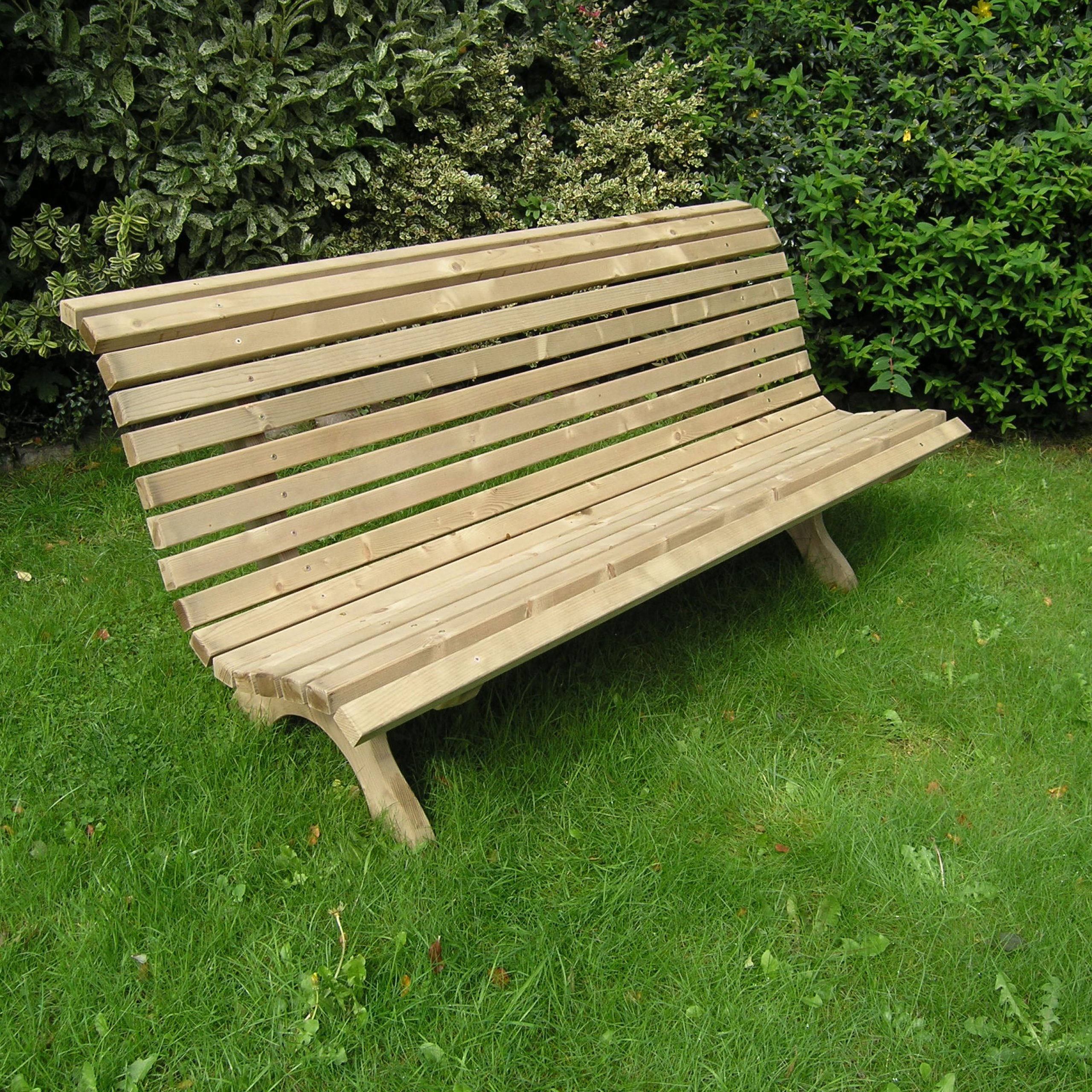 Benchmark For Garden Benches Owen Chubb Landscapers Ideas With Wood Garden Benches (View 24 of 25)