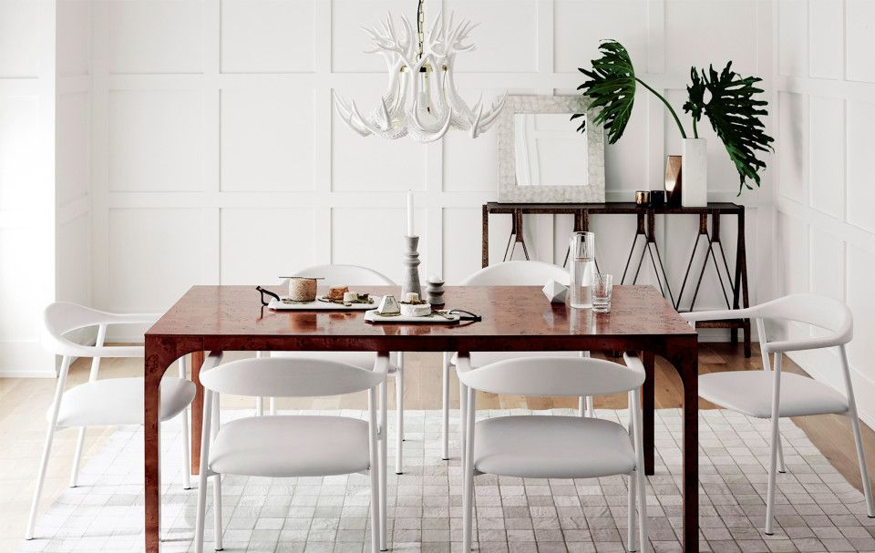 Best Dining Room Tables Under $1000 – Curbed Pertaining To Rustic Mid Century Modern 6 Seating Dining Tables In White And Natural Wood (View 17 of 25)