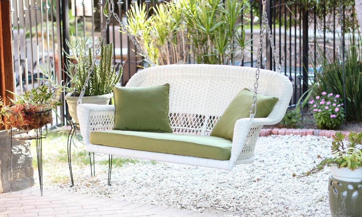 Best Porch Swings For Your Home – Overstock Regarding Nautical Porch Swings (View 13 of 25)