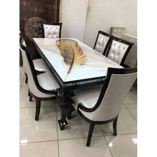 Black Dining Room Sets Modern House 6 Seater Wooden Inside Coaster Contemporary 6 Seating Rectangular Casual Dining Tables (View 11 of 25)