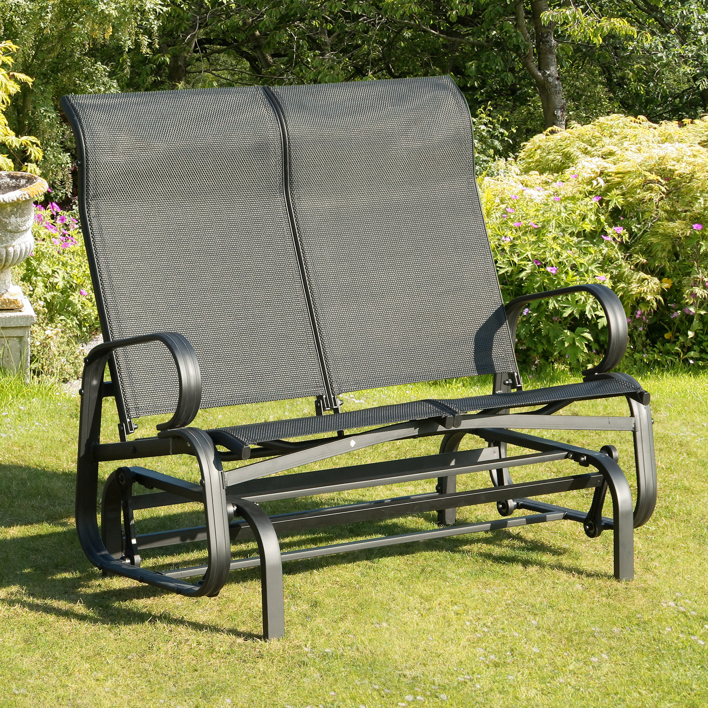 Featured Image of Twin Seat Glider Benches