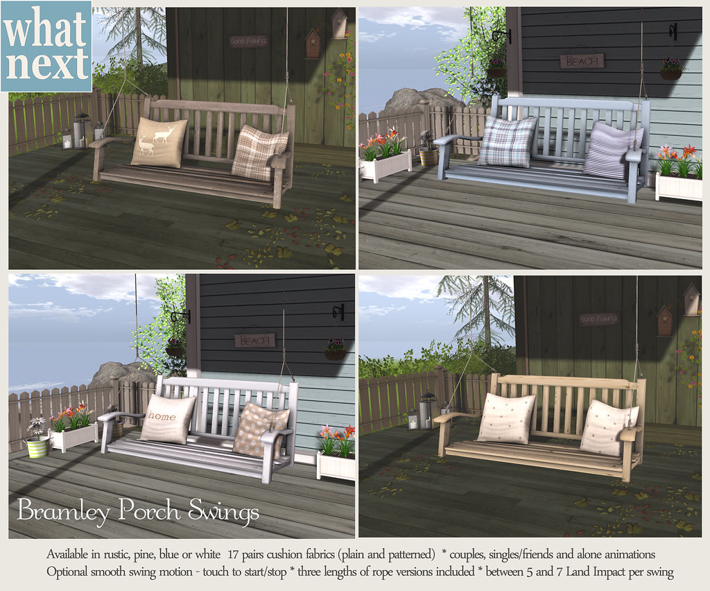 Bramley Porch Swings   Out Now At The Mainstore :)   What Throughout Plain Porch Swings (View 15 of 25)