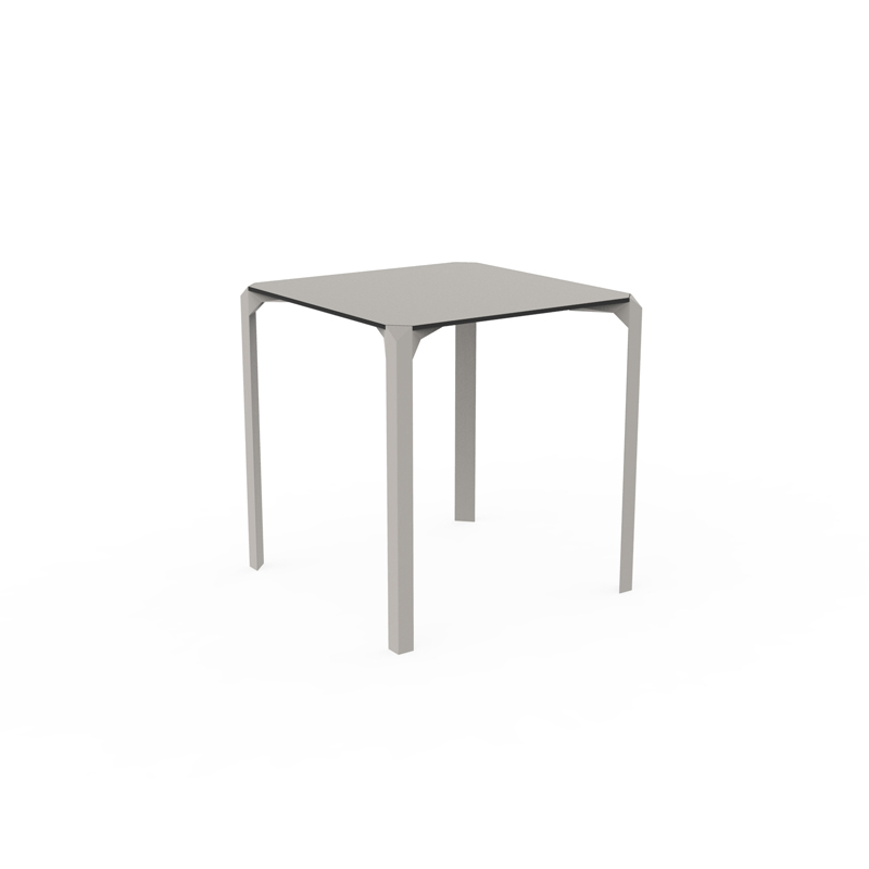 Buy Vondm Quartz Square Dining Table Online | Clima Outdoor With Dom Square Dining Tables (Image 2 of 25)