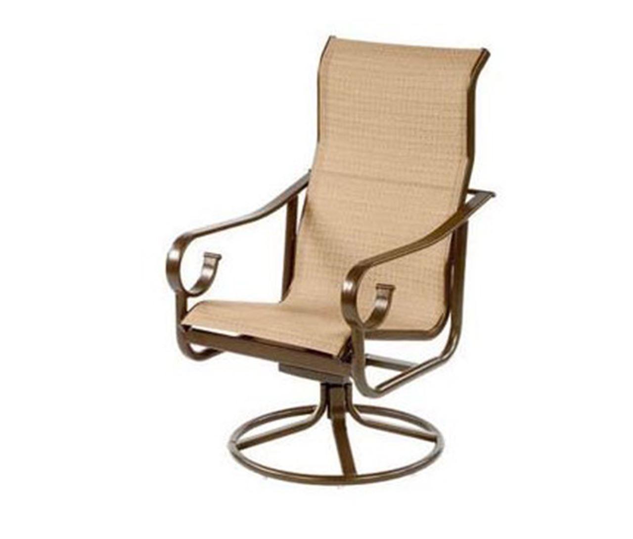 Buy West Wind High Back Swivel Rocker   West Wind High Back For Padded Sling High Back Swivel Chairs (View 22 of 25)