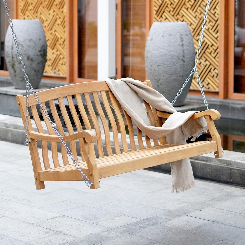 Featured Image of Teak Porch Swings