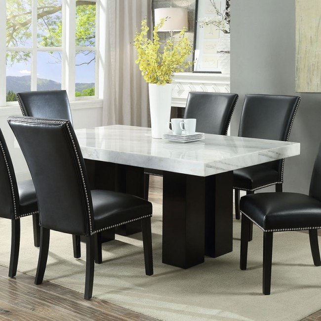 Camila Rectangular Dining Table With Regard To Rectangular Dining Tables (View 17 of 25)