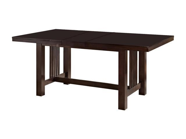 Featured Image of Wood Kitchen Dining Tables With Removable Center Leaf