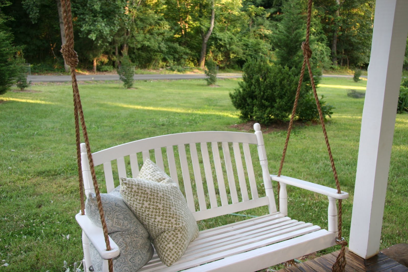 Cass House: Porch Swing With Porch Swings With Chain (View 23 of 25)