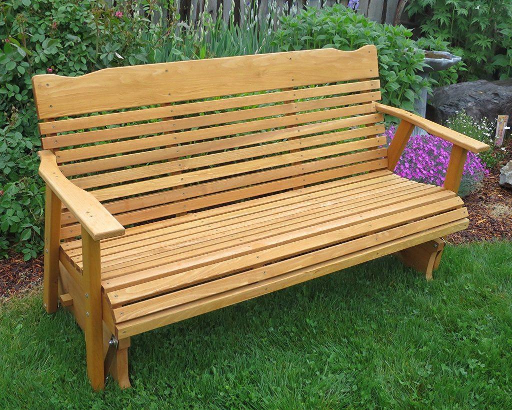 Cedar Wood Outdoor Furniture Reviews – Teak Patio Furniture In 5 Ft Cedar Swings With Springs (View 18 of 25)