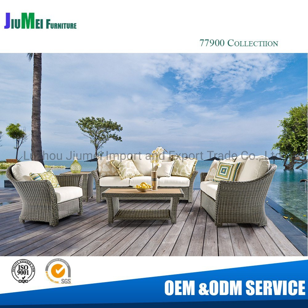 China Latest Design Outdoor Furniture Rattan Garden Swivel Glider Recliner Sofa For Warren Buffett Intended For Aluminum Outdoor Double Glider Benches (View 19 of 25)
