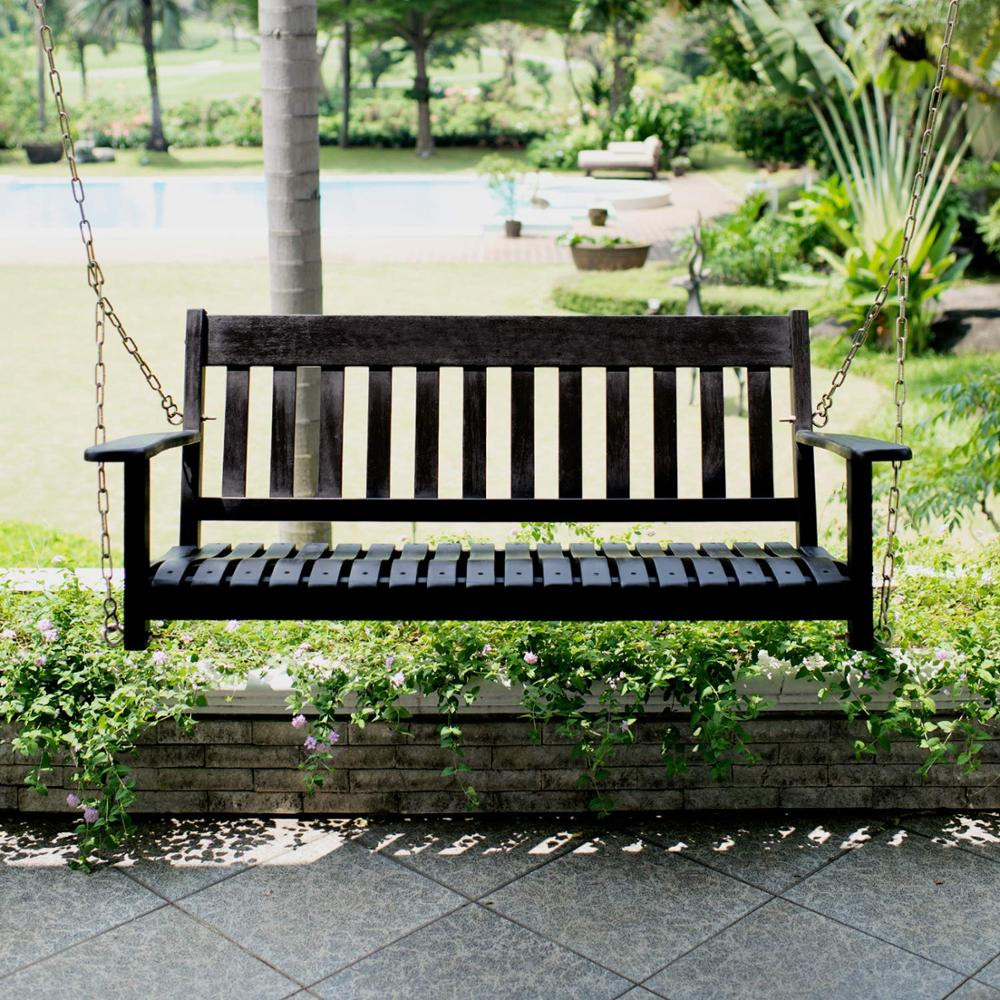China Swing Bench, China Swing Bench Manufacturers And For 2 Person Antique Black Iron Outdoor Swings (View 25 of 25)