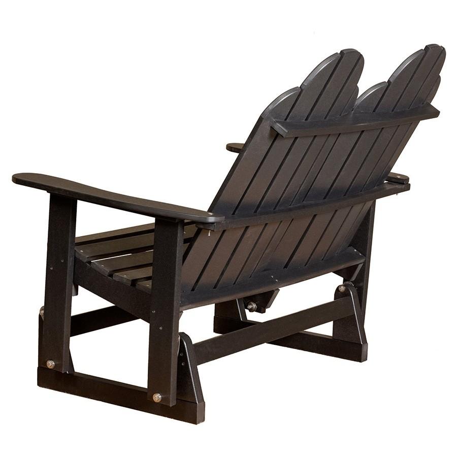 Classic Adirondack Gliderwildridge | Outdoor Furniture With Classic Adirondack Glider Benches (View 8 of 25)