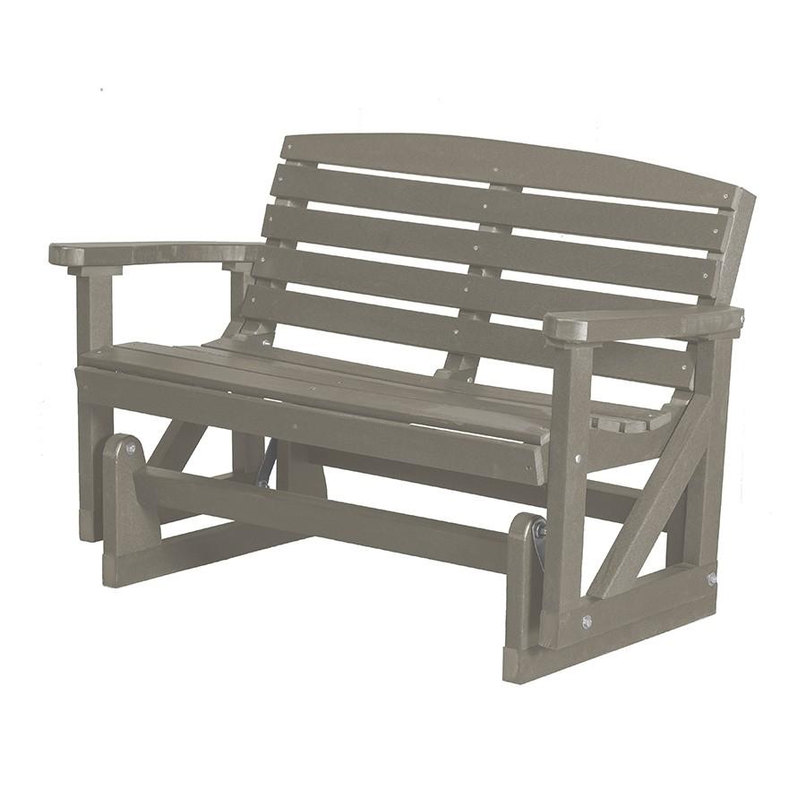 Classic Gliderwildridge | Outdoor Furniture | Patio Within Classic Adirondack Glider Benches (View 13 of 25)