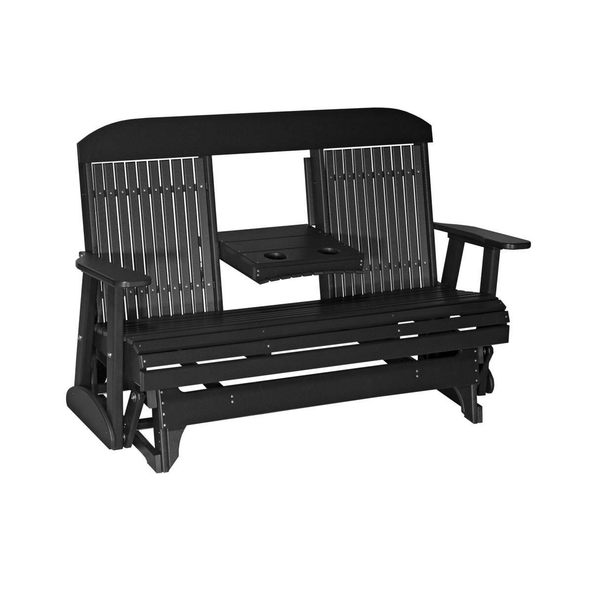Clayford Classic Glider Bench With Classic Glider Benches (View 7 of 25)