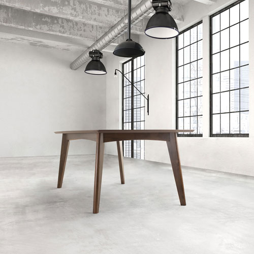 Featured Image of Coaster Contemporary 6 Seating Rectangular Casual Dining Tables