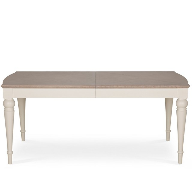 Cookes Collection Geneva 6 8 Extending Dining Table Pertaining To Extension Dining Tables (View 21 of 25)
