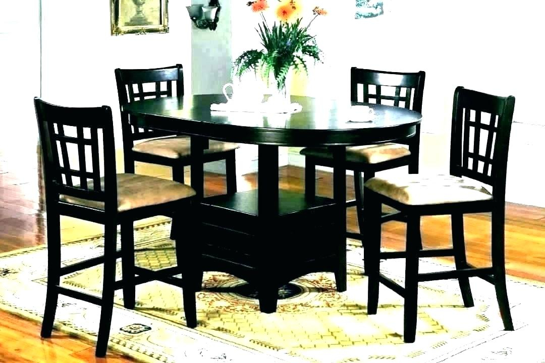 Counter Height Glass Dining Table – Imeldahaddon (Image 7 of 25)