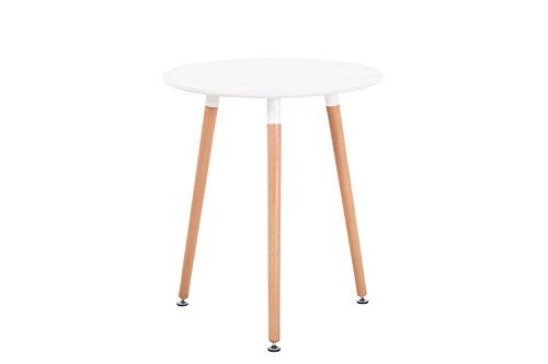 Creation Yusheng Modern Eames Style Circular Dining Table With Eames Style Dining Tables With Wooden Legs (View 12 of 25)