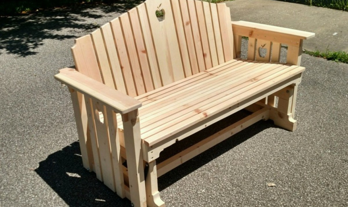Cushions Swivel Custom Garden Replacement Astonishing Chair For Outdoor Patio Swing Glider Benches (View 16 of 25)