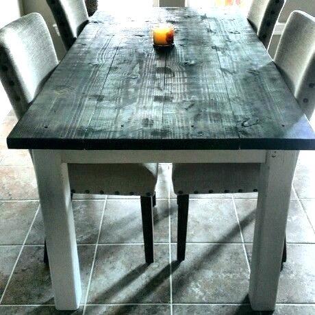 Dark Stain Table – Hongshanshu (View 25 of 25)