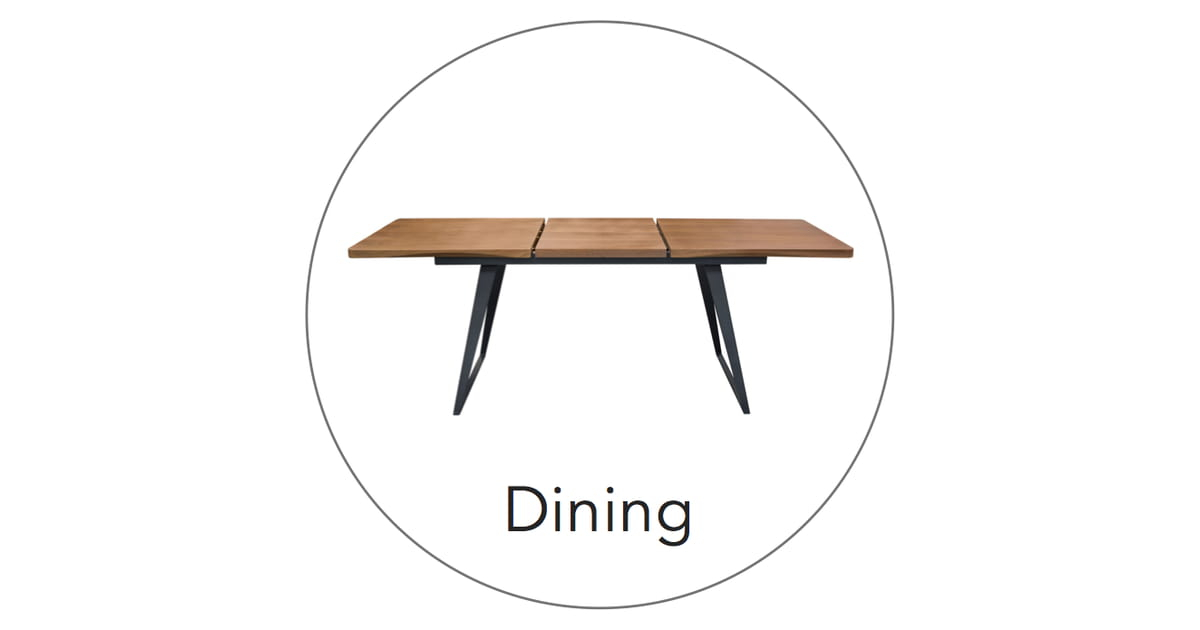 Dining & Kitchen | Hedgeapple For Transitional 8 Seating Rectangular Helsinki Dining Tables (Image 10 of 25)