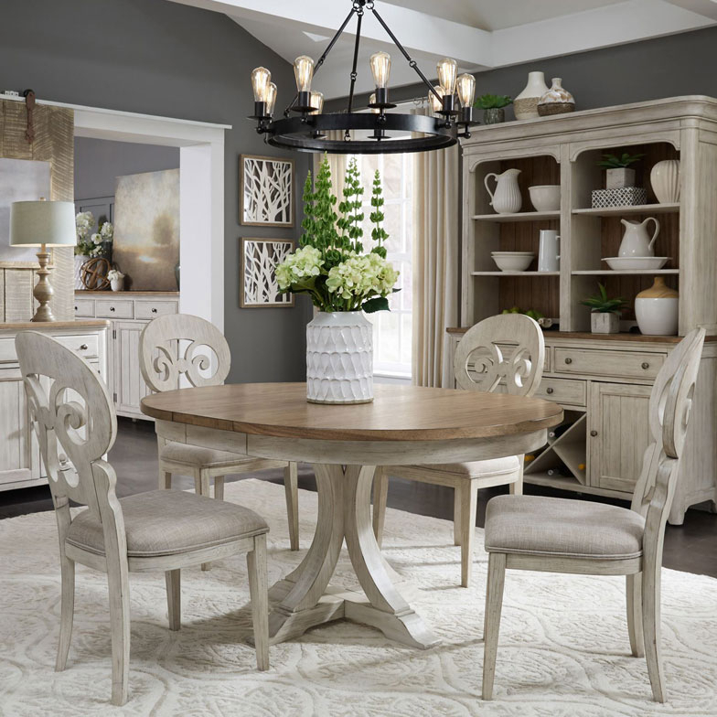 Dining Room Furniture & Essentials With Regard To Rustic Country 8 Seating Casual Dining Tables (View 21 of 25)
